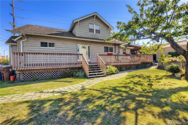 1422 S Cushman Ave, Tacoma, WA 98405 (#1353415) :: Homes on the Sound