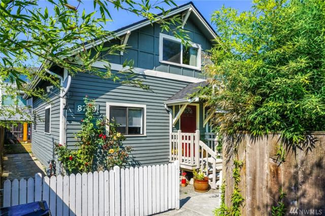8709 14th Ave NW, Seattle, WA 98117 (#1353777) :: Homes on the Sound