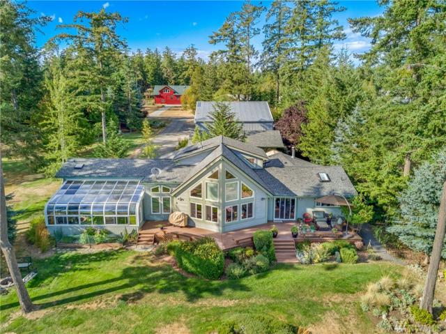 418 Cessna Ave, Friday Harbor, WA 98250 (#1353842) :: Real Estate Solutions Group