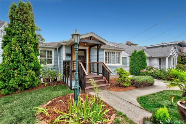 7732 Corliss Ave N, Seattle, WA 98103 (#1353846) :: Homes on the Sound