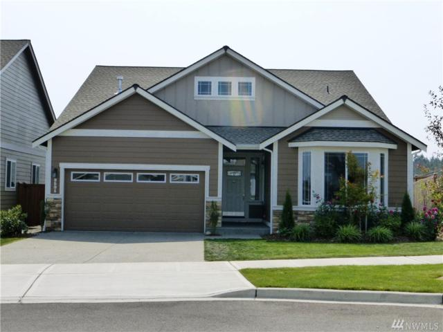 9531 6th Wy SE, Lacey, WA 98513 (#1353906) :: Homes on the Sound