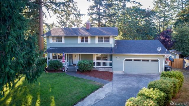 521 Titan Ct SE, Lacey, WA 98503 (#1353925) :: Real Estate Solutions Group