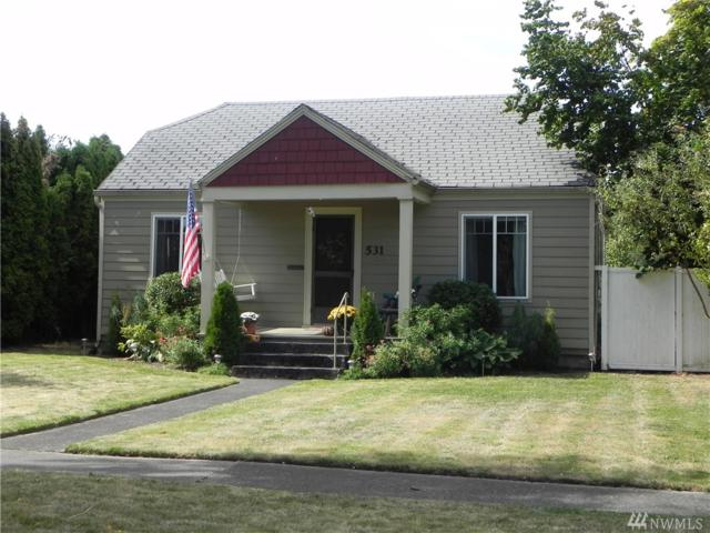 531 16th, Longview, WA 98632 (#1354397) :: Homes on the Sound