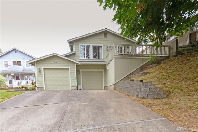 2193 NW Woodland Dr, Bremerton, WA 98312 (#1354660) :: Homes on the Sound