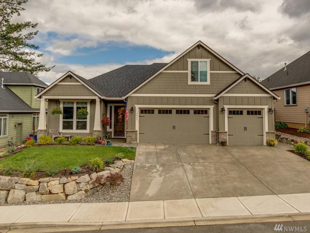 1505 W Aspen Place, La Center, WA 98629 (#1354668) :: Homes on the Sound