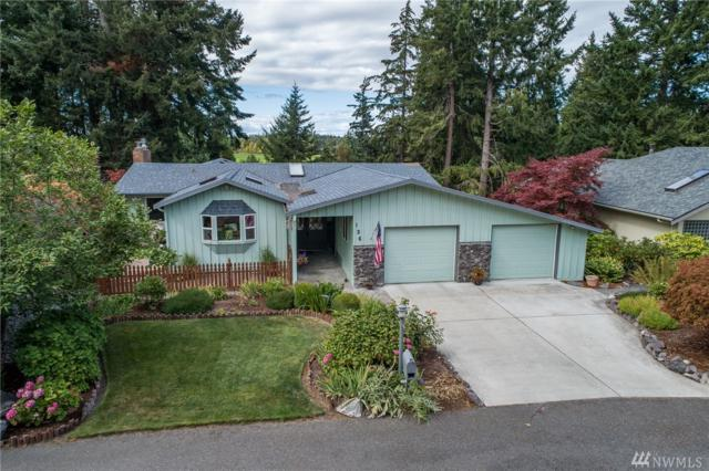 136 Sunset Place, Sequim, WA 98382 (#1354822) :: Kimberly Gartland Group