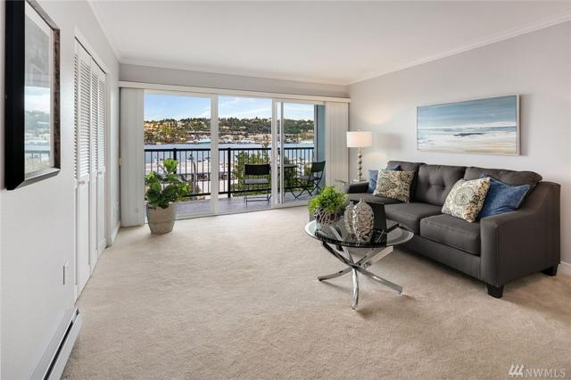 2001 Westlake Ave N #22, Seattle, WA 98109 (#1354960) :: Homes on the Sound
