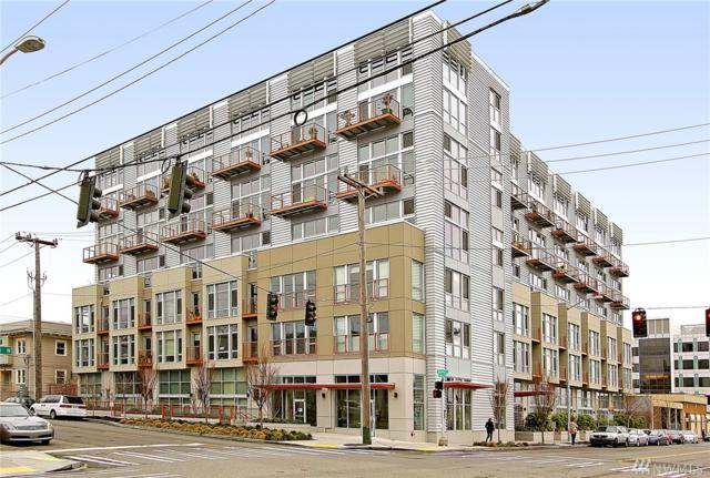 401 9th Ave N #304, Seattle, WA 98109 (#1355030) :: Homes on the Sound