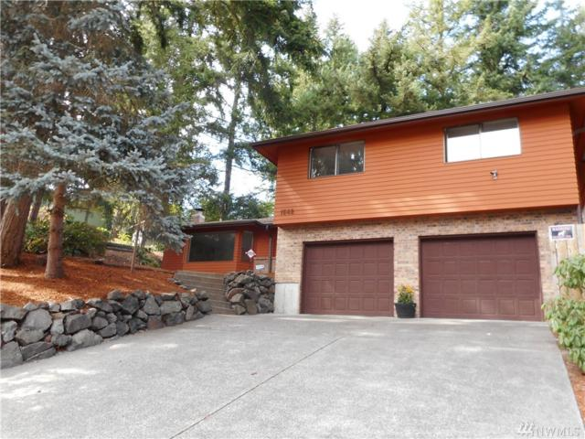 1542 Woodside Ct, Fircrest, WA 98466 (#1355205) :: Homes on the Sound