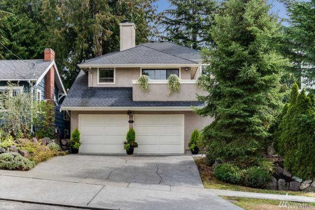 5810 43rd Ave NE, Seattle, WA 98105 (#1355315) :: Homes on the Sound