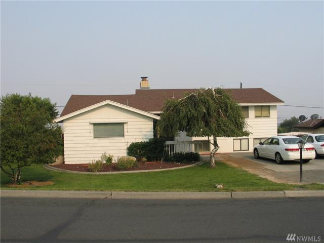 350 NW Statter Rd NW, Ephrata, WA 98823 (#1355391) :: Homes on the Sound