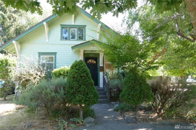 1816 Franklin St SE, Olympia, WA 98501 (#1355444) :: Homes on the Sound