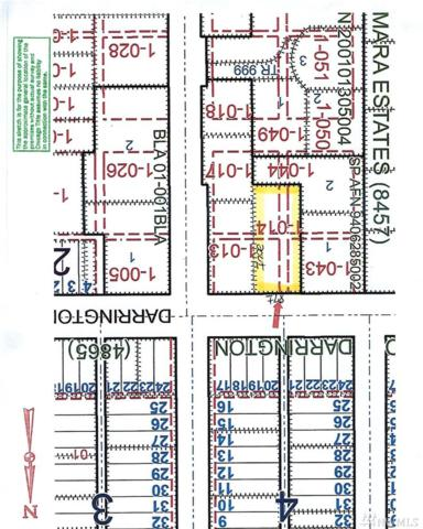 1165 Darrington St, Darrington, WA 98241 (#1355459) :: Homes on the Sound