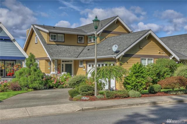19801 4th Ave NE, Poulsbo, WA 98370 (#1355689) :: Homes on the Sound