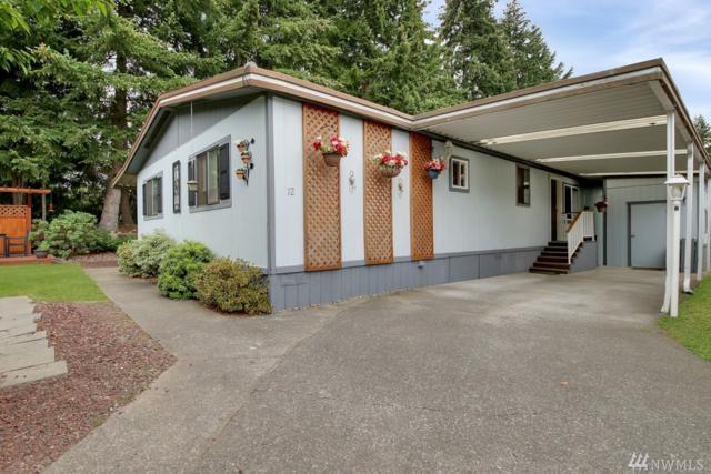2500 S 370th St #72, Federal Way, WA 98003 (#1355725) :: Better Homes and Gardens Real Estate McKenzie Group