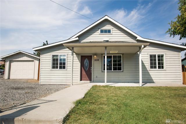 606 Lewis St, Wenatchee, WA 98801 (#1355797) :: Homes on the Sound