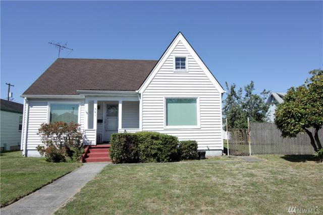 541 22nd Ave, Longview, WA 98632 (#1355972) :: Homes on the Sound