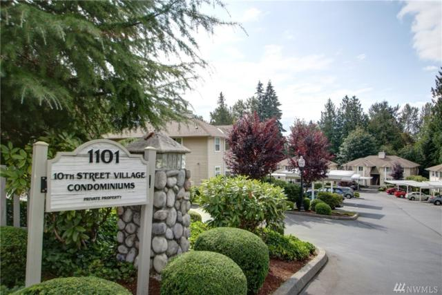 1101 10th St #14, Snohomish, WA 98290 (#1356049) :: Homes on the Sound