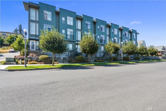 2134 S G St, Tacoma, WA 98405 (#1356067) :: Homes on the Sound