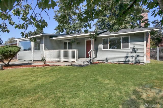 7604 12th Ave NE, Olympia, WA 98516 (#1356230) :: Homes on the Sound