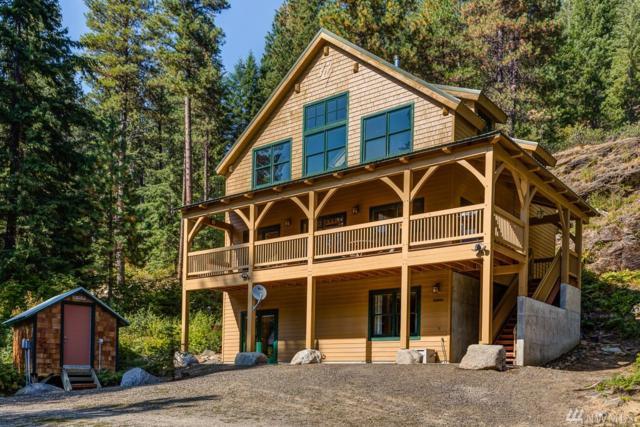 24500 White River Rd, Leavenworth, WA 98826 (#1356257) :: Homes on the Sound