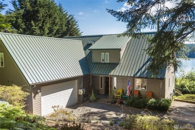 521 White Point Rd, San Juan Island, WA 98250 (#1356299) :: Real Estate Solutions Group