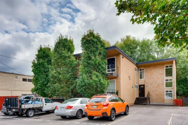 4525 S Henderson St #202, Seattle, WA 98118 (#1356504) :: Homes on the Sound