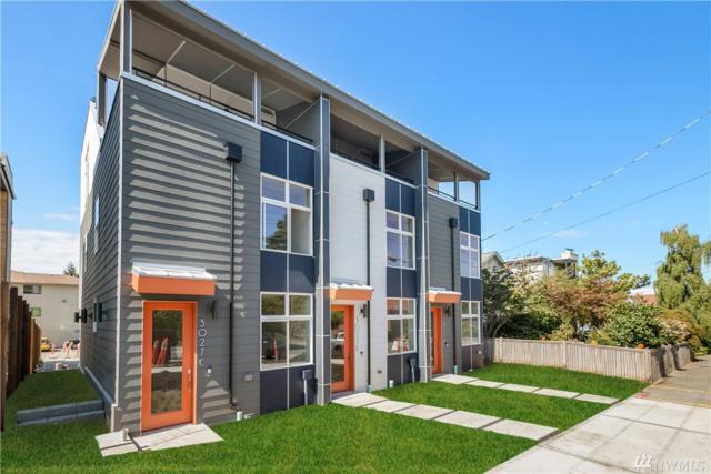 3027-B 59th Ave SW, Seattle, WA 98116 (#1356611) :: Ben Kinney Real Estate Team