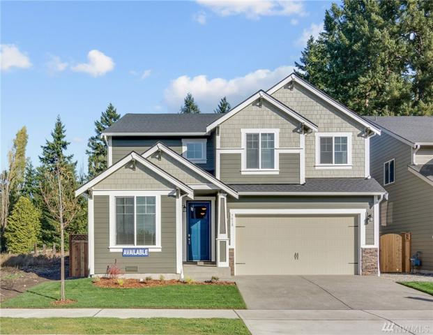5611 Parquet Wy SE, Lacey, WA 98513 (#1356617) :: Homes on the Sound
