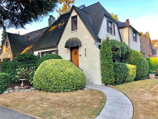 4117 50th Ave NE, Seattle, WA 98105 (#1356629) :: Homes on the Sound
