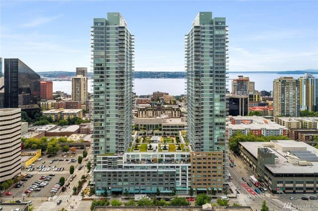 588 Bell St 214S, Seattle, WA 98121 (#1356911) :: KW North Seattle