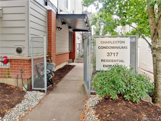 3717 California Ave SW #204, Seattle, WA 98116 (#1356931) :: KW North Seattle