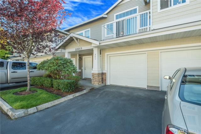 22213 42nd Ave S #203, Kent, WA 98032 (#1357010) :: Homes on the Sound