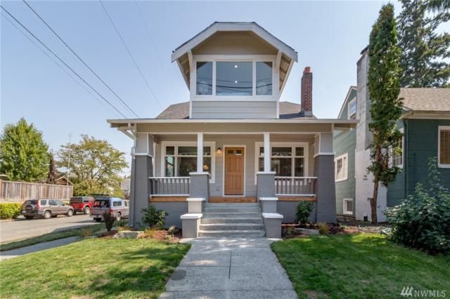 5718 8th Ave NE, Seattle, WA 98105 (#1357077) :: The DiBello Real Estate Group