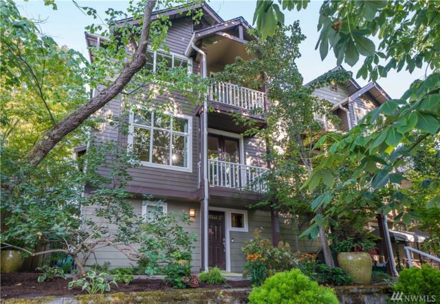 5260-B 12th Ave NE, Seattle, WA 98105 (#1357164) :: The DiBello Real Estate Group