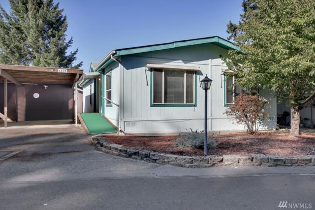 6115 79th St E #58, Puyallup, WA 98371 (#1357471) :: Homes on the Sound