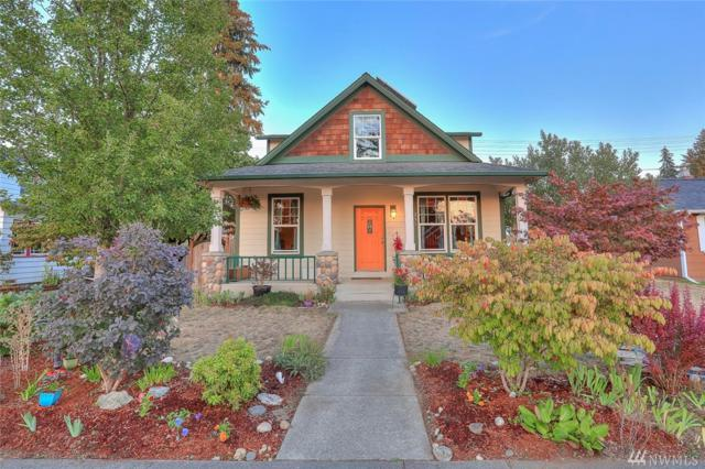 217 S Dunham Ave, Arlington, WA 98223 (#1357483) :: Homes on the Sound