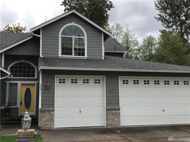 20511 SE 261st Place, Covington, WA 98042 (#1357576) :: Homes on the Sound