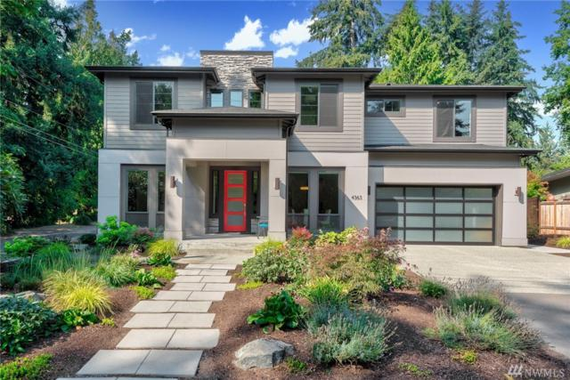 4363 91st Ave SE, Mercer Island, WA 98040 (#1357916) :: Real Estate Solutions Group