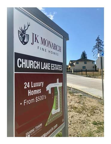 Church Lake Rd. & 197th, Bonney Lake, WA 98391 (#1357990) :: KW North Seattle