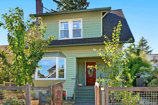 2207 42nd Ave SW, Seattle, WA 98116 (#1357991) :: The Robert Ott Group