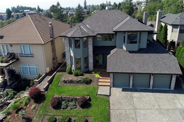 621 NW Viewridge Lane, Camas, WA 98607 (#1358277) :: Homes on the Sound