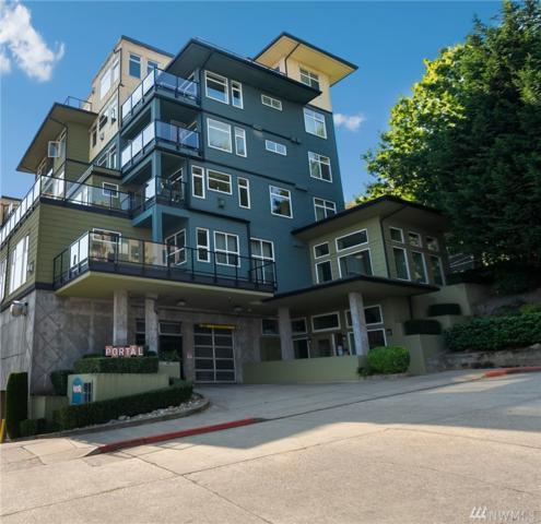 655 Crockett St B204, Seattle, WA 98109 (#1358327) :: Homes on the Sound