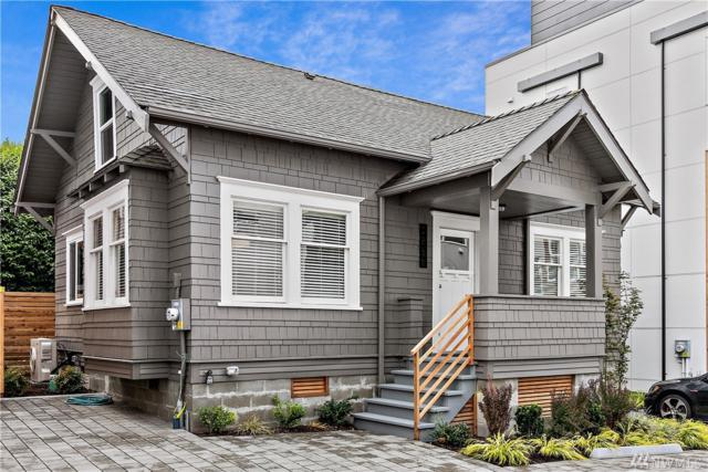 2609-B SW Adams St, Seattle, WA 98126 (#1358337) :: Real Estate Solutions Group