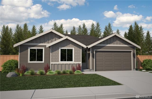 816 Cedar Lane SW Lot74, Orting, WA 98360 (#1358411) :: Homes on the Sound