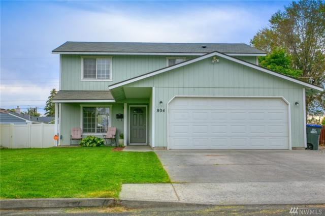 804 S Sycamore St, Moses Lake, WA 98837 (#1358481) :: Homes on the Sound