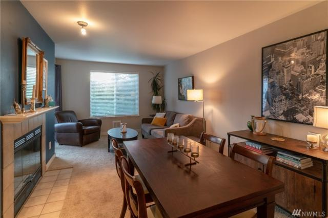 9200 Greenwood Ave N #202, Seattle, WA 98103 (#1358536) :: KW North Seattle