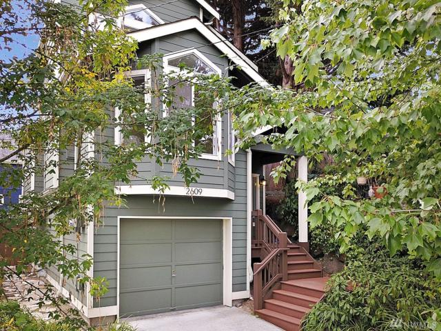 2609 E Denny Wy, Seattle, WA 98122 (#1358656) :: Homes on the Sound