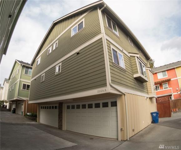 10106 4th Ave NW A, Seattle, WA 98177 (#1358708) :: Homes on the Sound