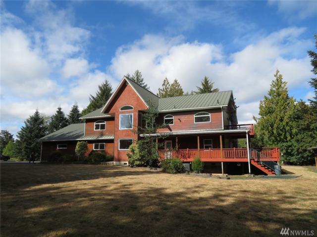 1693 State Rt 6, Raymond, WA 98586 (#1358735) :: Homes on the Sound